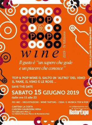 Top & Pop Wine 2019